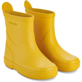 Tretorn Wings Monochrome Rubber Boots Barn yellow